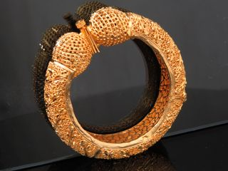 1 gram gold jewellery bangles online shopping
